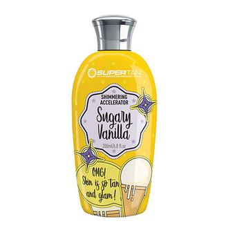 SuperTan, Крем-ускоритель для загара Sugary Vanilla, 200 мл