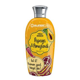 SuperTan, Крем для загара Papaya & Pomegranate, 200 мл