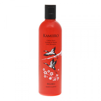 Bigaku, Шампунь для волос Kamiiro Colour Save, 330 мл