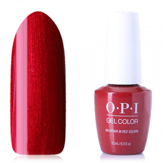 Гель-лак OPI Iconic, An Affair in Red Square