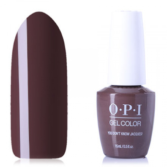 Гель-лак OPI You Don'T Know Jacques!