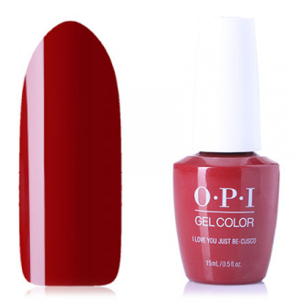 Гель-лак OPI I Love You Just Be-Cusco