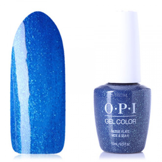OPI, Гель-лак Nessie Plays Hide & Sea-k