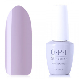 OPI, Гель-лак Engage-meant To Be