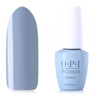 Гель-лак OPI Ring Bare-er