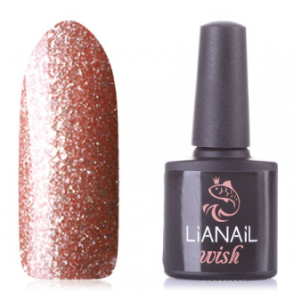 Гель-лак Lianail Wish Nude Shine №009