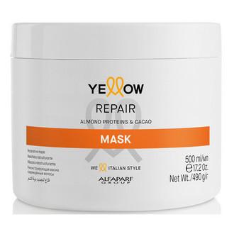 Yellow, Маска для волос Repair, 500 мл