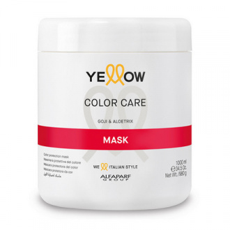 Yellow, Маска Color Care, 1 л