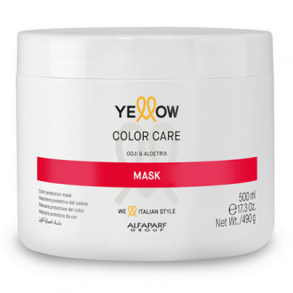 Yellow, Маска Color Care, 500 мл