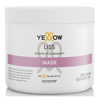 Yellow, Маска Liss, 500 мл