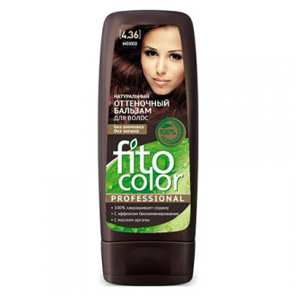 Fito, Бальзам Color Professional 4.36, мокко, 140 мл