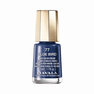 Mavala, Лак для ногтей №910.77, Blue Bird