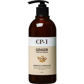 Esthetic House, Шампунь для волос CP-1 Ginger Purifying, 500 мл