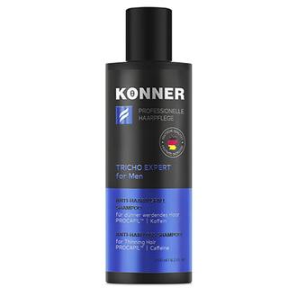 Konner, Шампунь против выпадения волос для мужчин, 250 мл