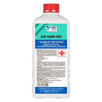 DEC PROF, Средство для рук «Жидкие перчатки», 1 л