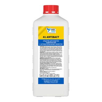 DEC PROF, Средство для очистки поверхностей, 1 л