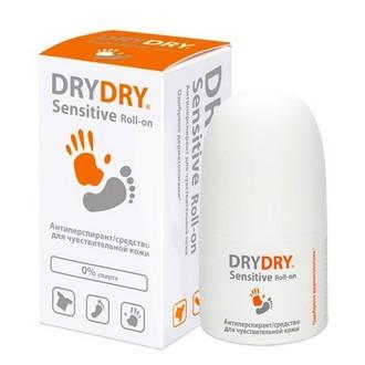 DRY DRY, Антиперспирант Sensitive, 50 мл