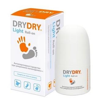 DRY DRY, Антиперспирант Light, 50 мл