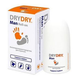 DRY DRY, Антиперспирант Man, 50 мл