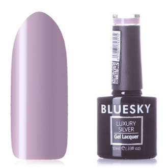 Гель-лак Bluesky Luxury Silver №724