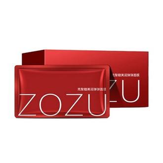 ZOZU, Ночная маска для лица «Омолаживающая», 30х2 мл