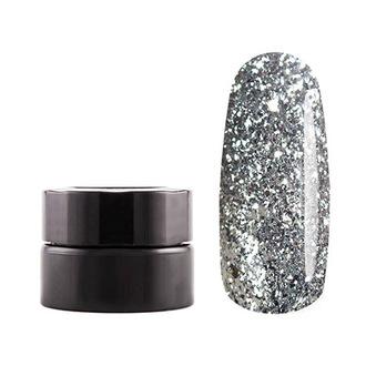Masura, Гель-краска, бриллиантовое серебро, 5 г