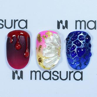 Masura, Гель-краска Basic Magnifier, 5 г