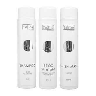 TaShe, Набор для ботокса волос Straight