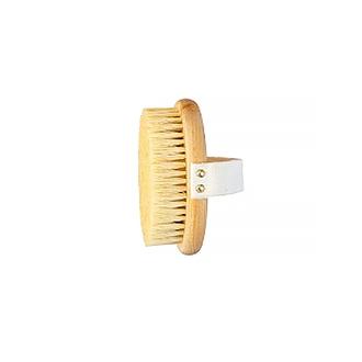 Lei, Щетка для сухого массажа, натуральная щетина, 125 мм