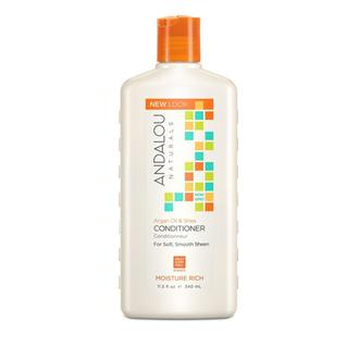 Andalou Naturals, Кондиционер для сухих волос «Аргана и ши», 340 мл