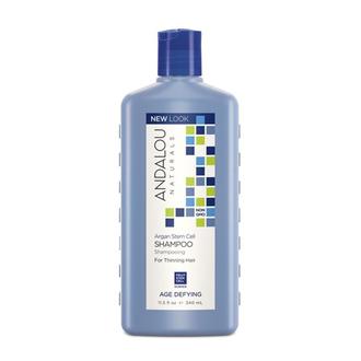 Andalou Naturals, Шампунь для ослабленных волос «Стволовые клетки арганы», 340 мл