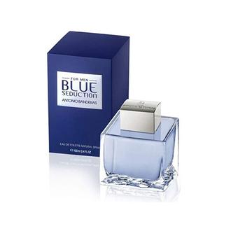 Antonio Banderas, Туалетная вода для мужчин Blue Seduction, 100 мл