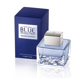 Antonio Banderas, Туалетная вода для мужчин Blue Seduction, 50 мл