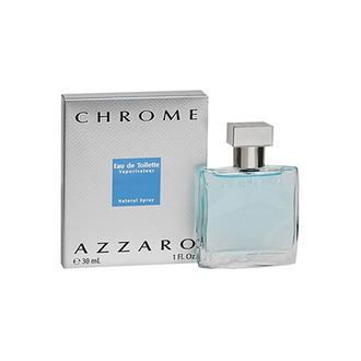 Azzaro, Туалетная вода для мужчин Chrome, 30 мл
