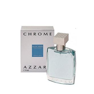 Azzaro, Туалетная вода для мужчин Chrome, 50 мл