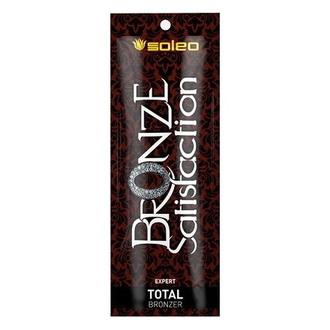 Soleo, Бронзатор для загара Bronze Satisfaction Total, 15 мл