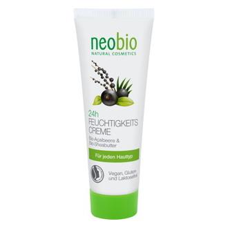 Neobio, Крем для лица 24h, 50 мл