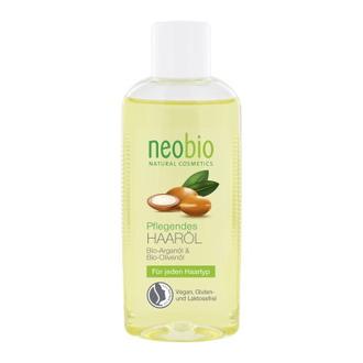 Neobio, Масло для волос Bio-Arganoel & Bio-Olivenoel, 75 мл