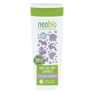 Neobio, Детский шампунь-гель 2 в 1, 250 мл