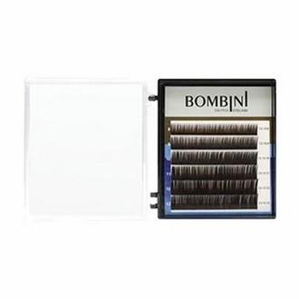 Bombini, Ресницы на ленте Truffle 0,10/8-13 мм, D-изгиб