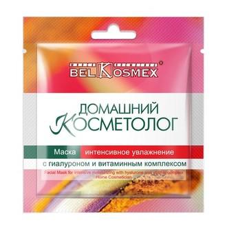 Belkosmex, Маска «Интенсивное увлажнение», 26 мл