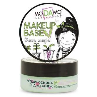 MODAMO, Основа под макияж Base Magic, 50 мл