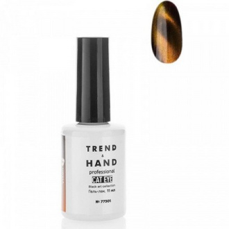 Гель-лак Trend&Hand Black Art №77301, Vixen