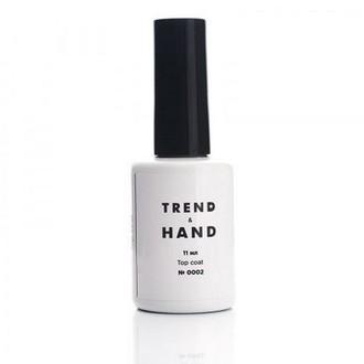 Trend&Hand, Топ для гель-лака №0002, 11 мл
