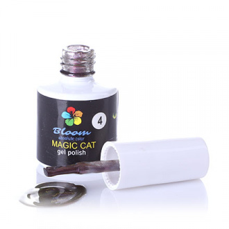 Гель-лак Bloom Magic Cat 9D №4