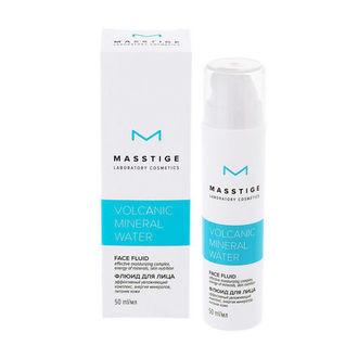 Masstige, Флюид для лица Volcanic Mineral Water, 50 мл