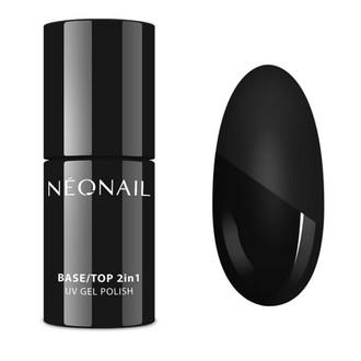 NeoNail, Покрытие для гель-лака Base/Top 2 in 1, 7,2 мл