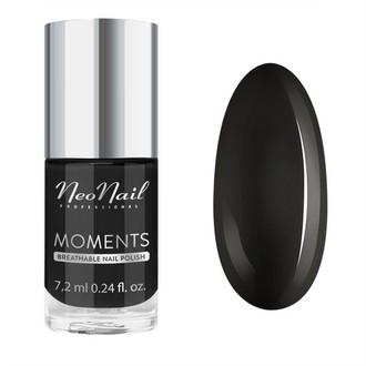 NeoNail, Лак для ногтей Moments №7082-7, Pure Black