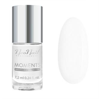 NeoNail, Лак для ногтей Moments №7063-7, French White