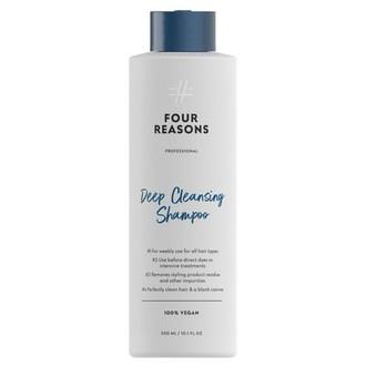 Four Reasons, Шампунь Deep Cleansing, 300 мл
